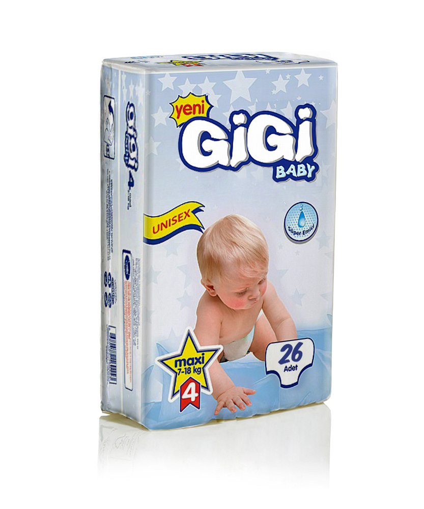Gigi Maxi Paket 7-18 kg