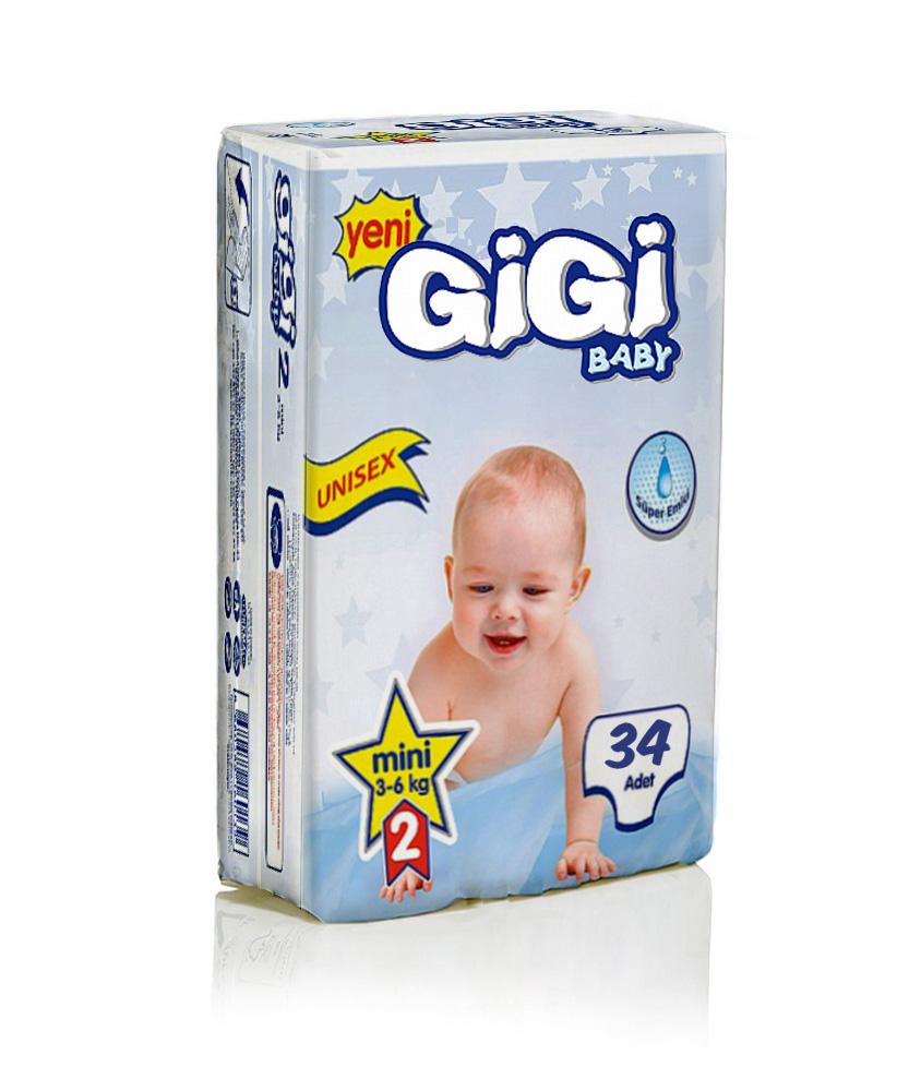 Gigi Mini Paket 3-6 kg